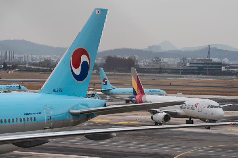 Korean Air Asiana merger