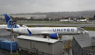 United 737 mAX Getty