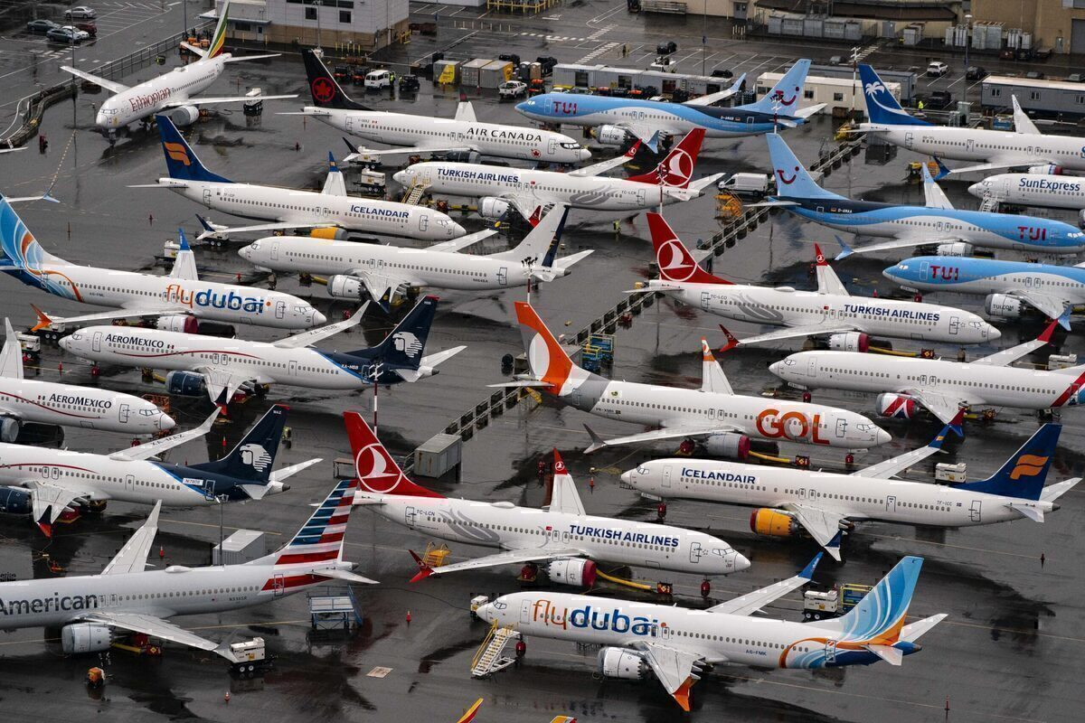EASA and FAA MAX certification