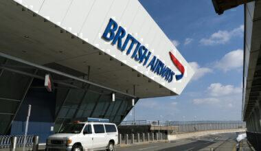 JFK British Airways terminal