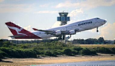 Qantas Buenos Aires Getty