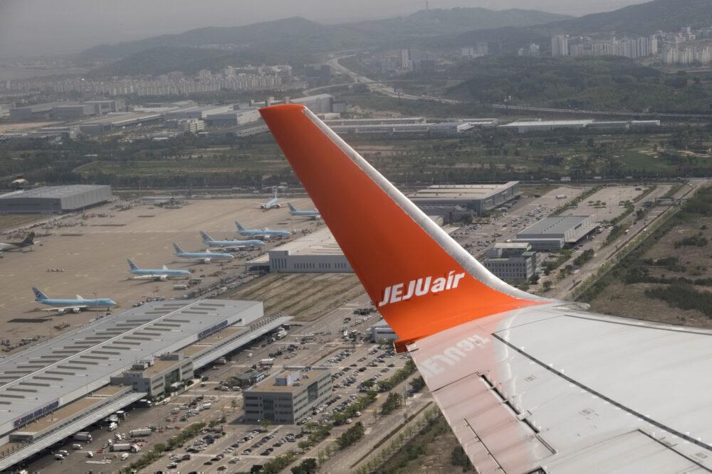 Jeju Air Korean Air
