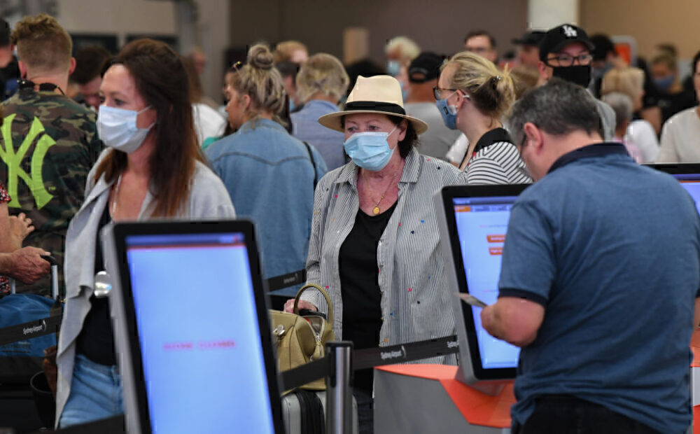 Sydney-covid-cluster-travel-restrictions-getty