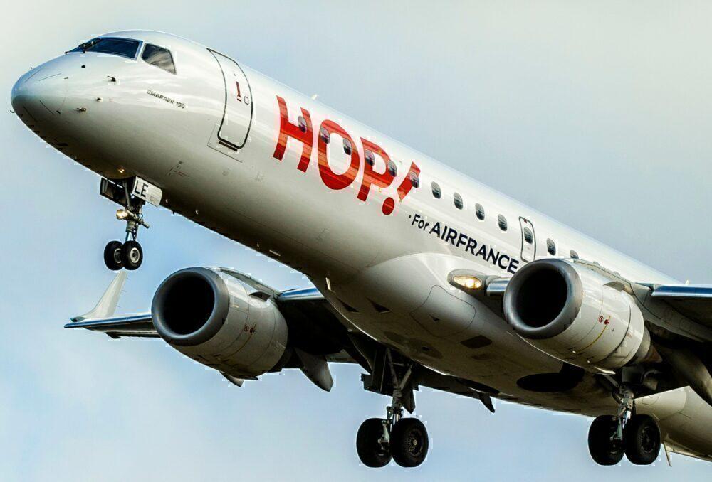 Hop for Air France E-190