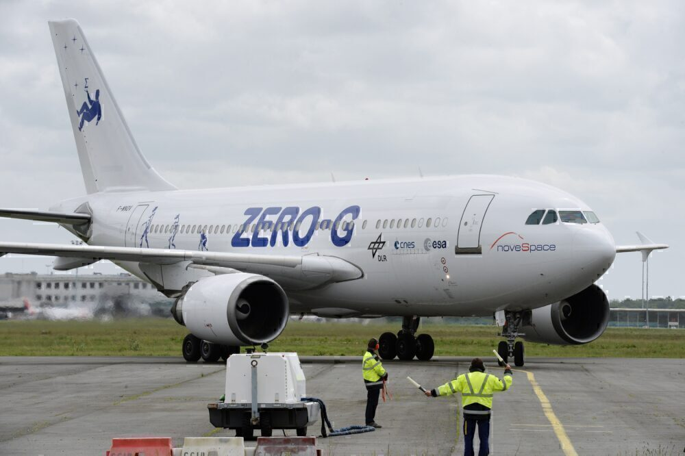 Parabolic Flight – How Zero G Is Achieved In Aircraft