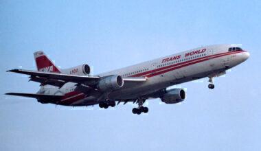 TWA L-1011 Getty