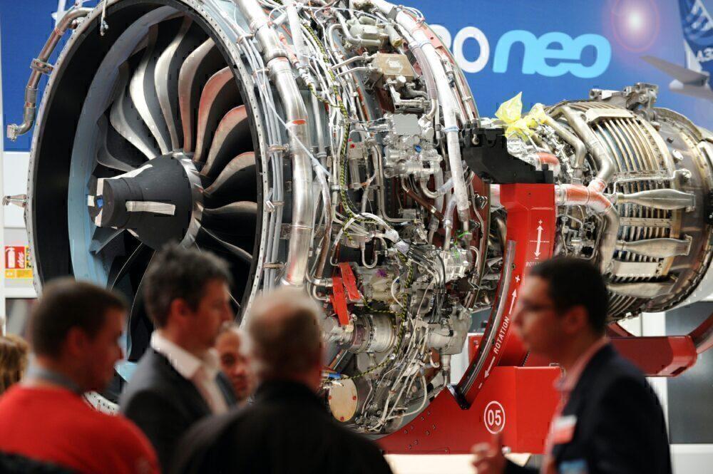 GE Airbus new narrowbody engine