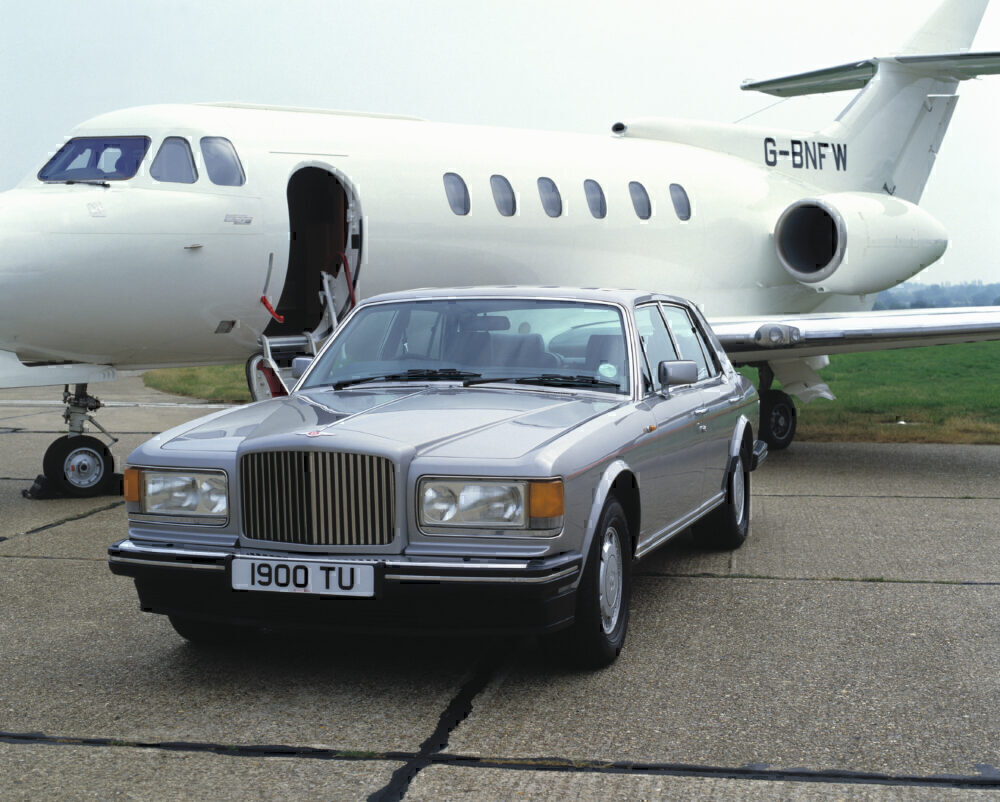 1988 Bentley Turbo R Getty