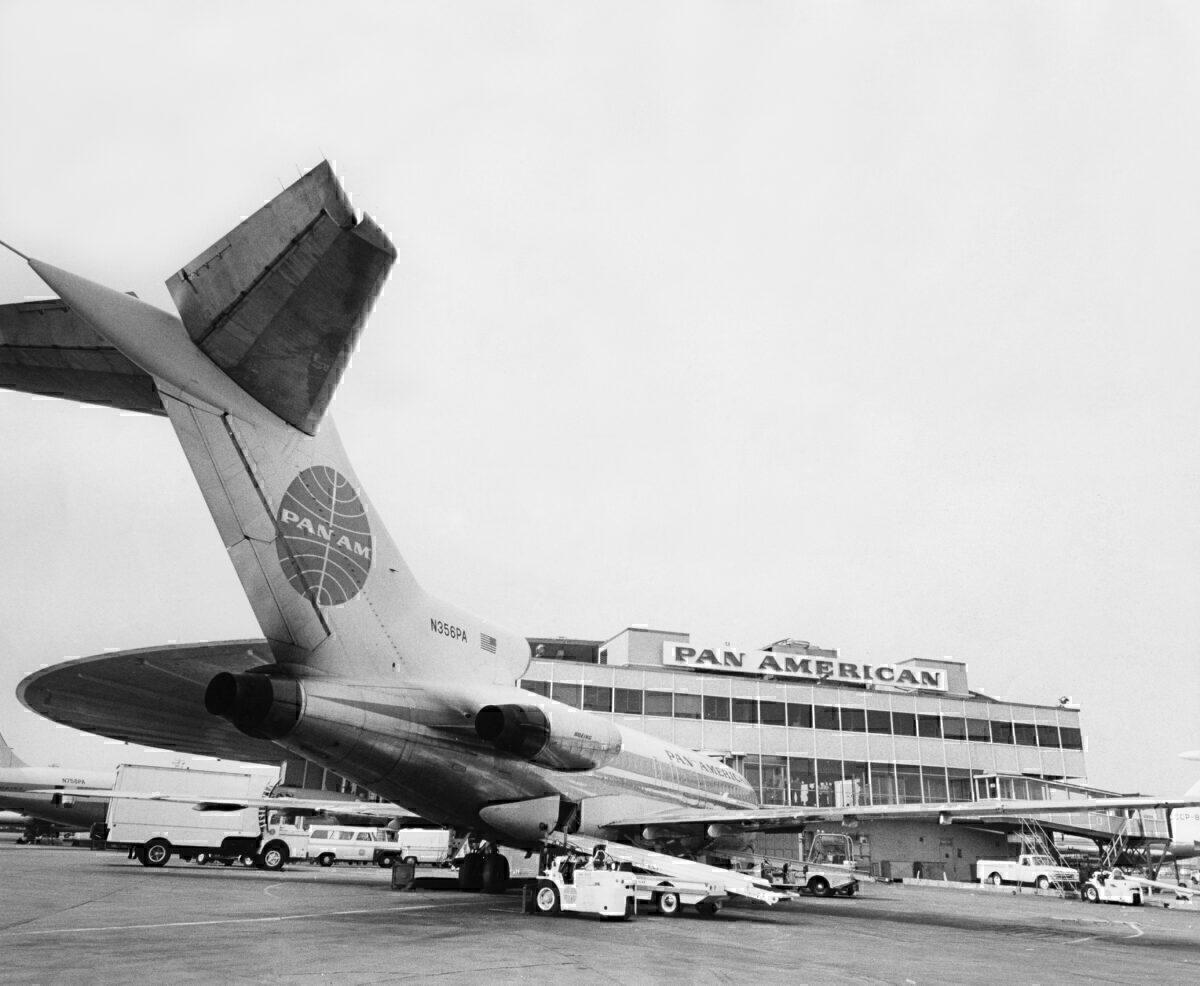 Pan Am Worldport JFK