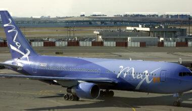 MAXjet Airways Aircraft