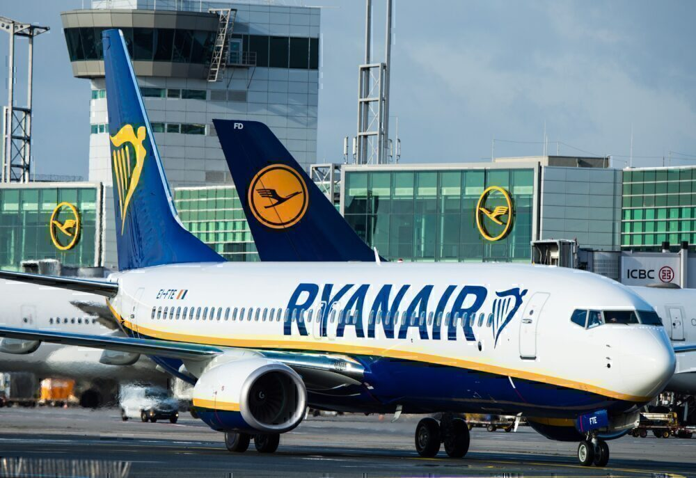 Largest European airline fleet size