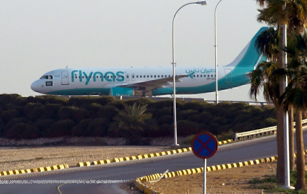 Flynas Saudi