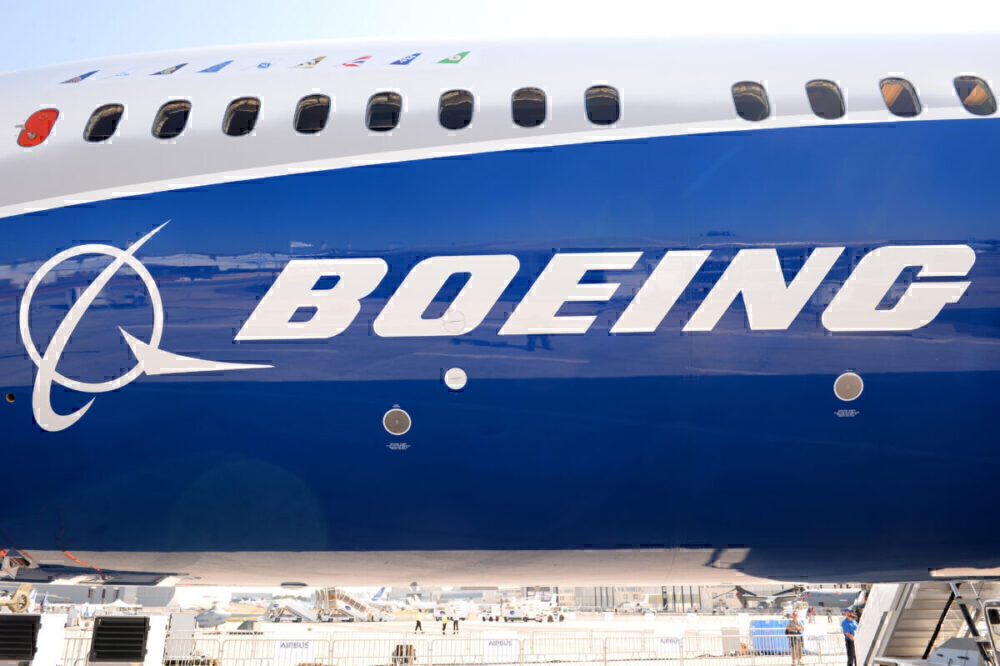 Boeing Livery