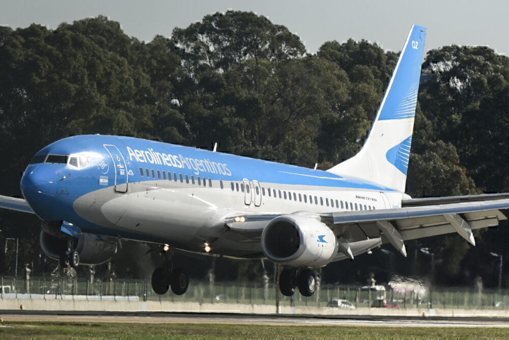 Aerolineas Argentinas Getty