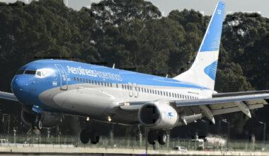 Aerolineas Argentinas Getty