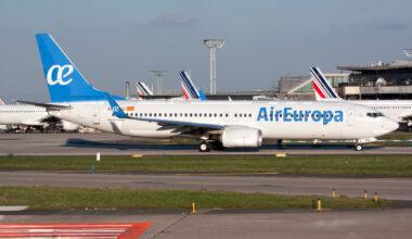 Air Europa, IAG, Airline Purchase