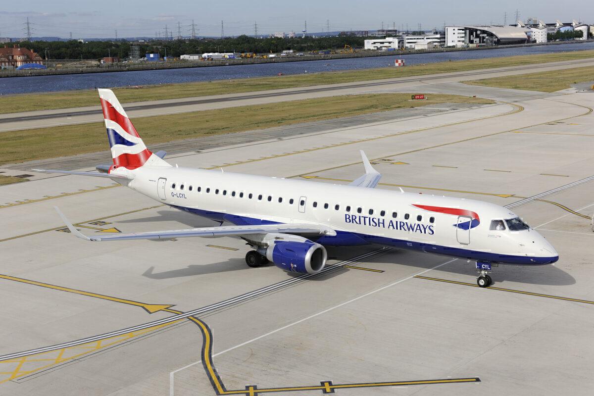 BA Cityflyer, Southampton, Weekend Flights
