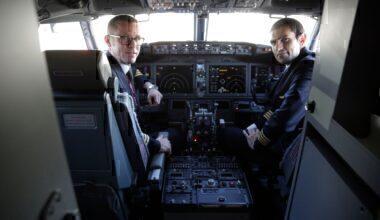 Pilots Getty