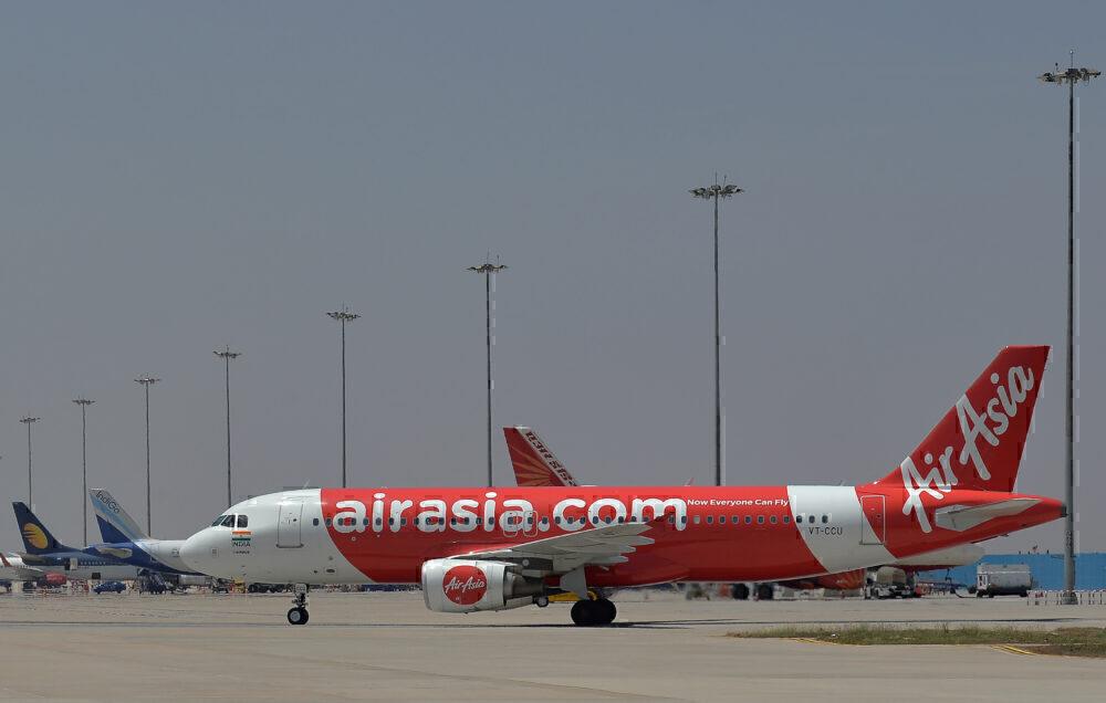 AirAsia India Getty