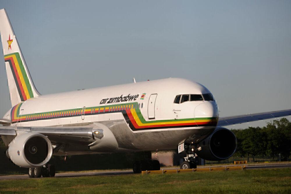 Air Zimbabwe Boeing 767-200ER Getty