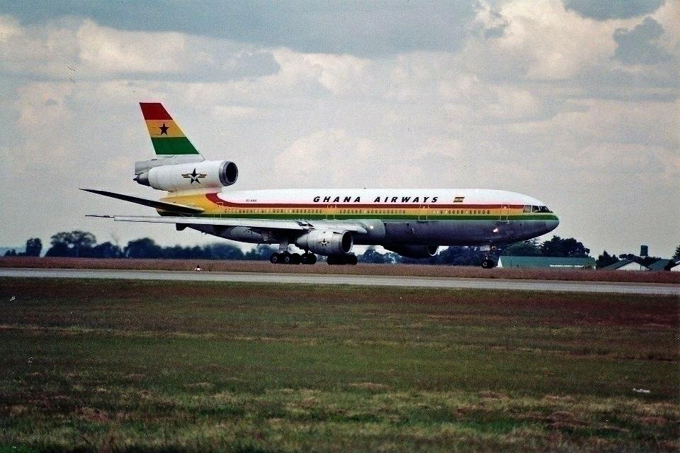 Re-launch Ghana flag-carrier