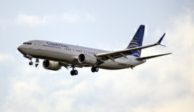 Copa Airlines Boeing 737 MAX