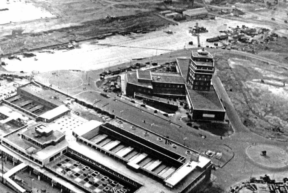 Heathrow 1955