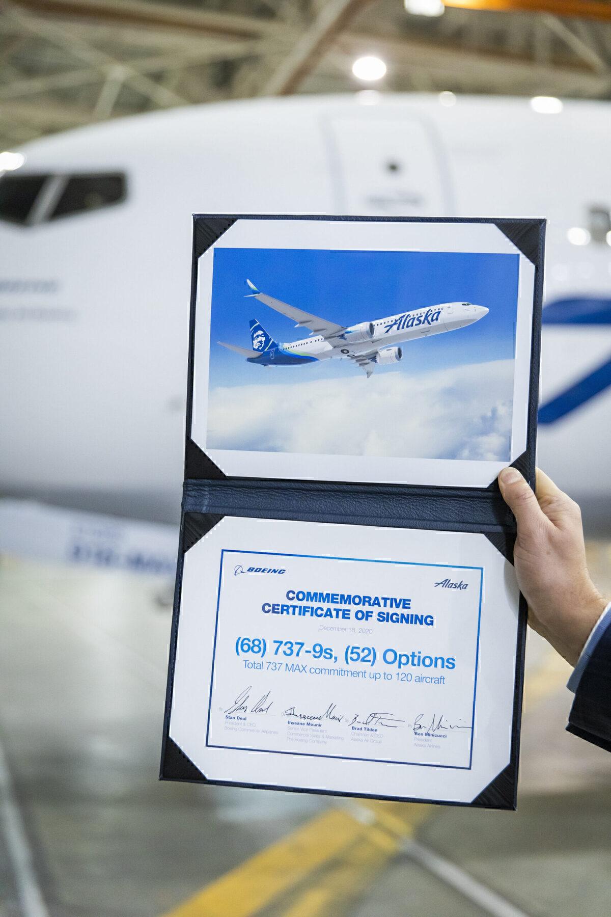 Breaking: Alaska Airlines Ups 737 MAX Order By 23