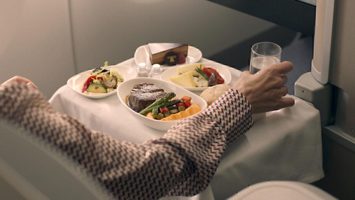 Iberia new menu