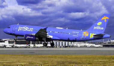 JetBlue Airways Airbus A320-232 N779JB