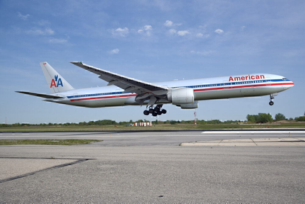 American Airlines 777-300ER