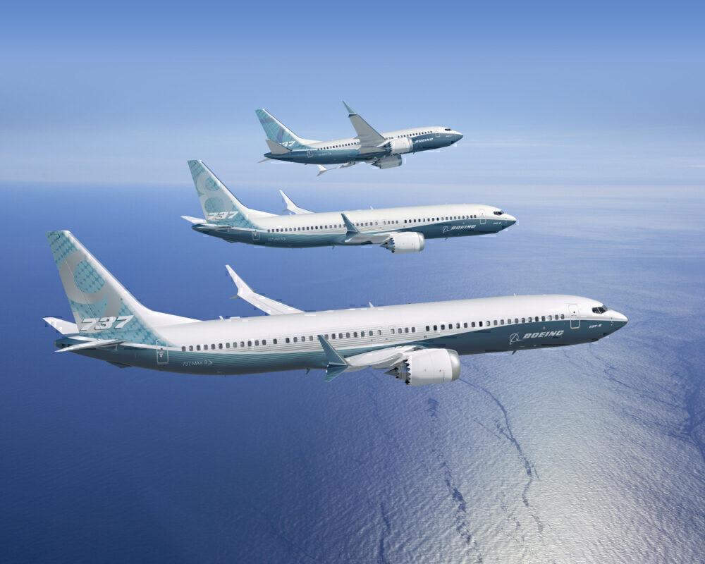 737 MAX 7,8,9