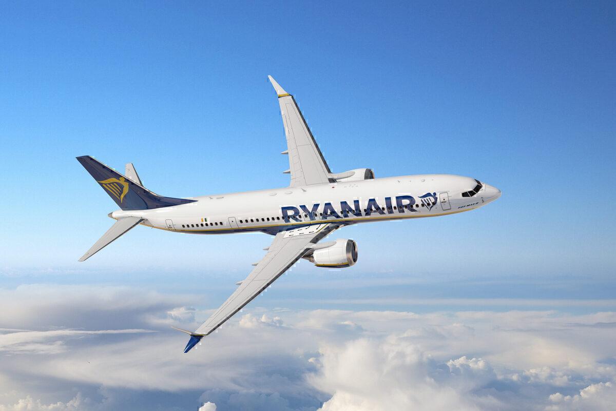 Ryanair 737 MAX