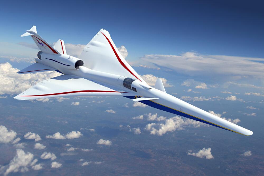 Lockheed Martin X-59