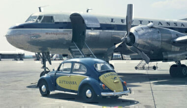 Lufthansa 1970s