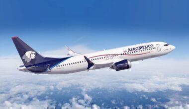Boeing 737 MAX Aeromexico
