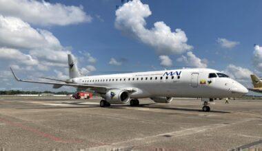 Myanmar Airways E190