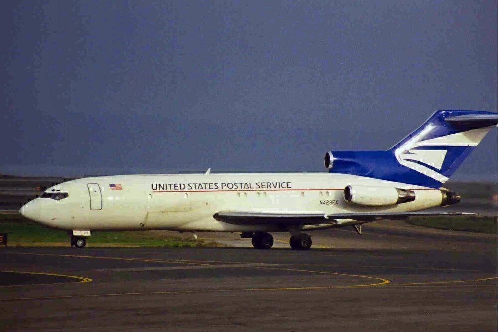 USPS 727s