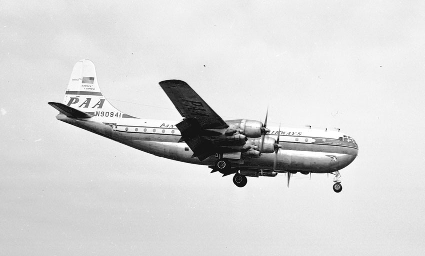 Pan Am Stratocruiser
