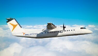 PAL Airlines Dash 8