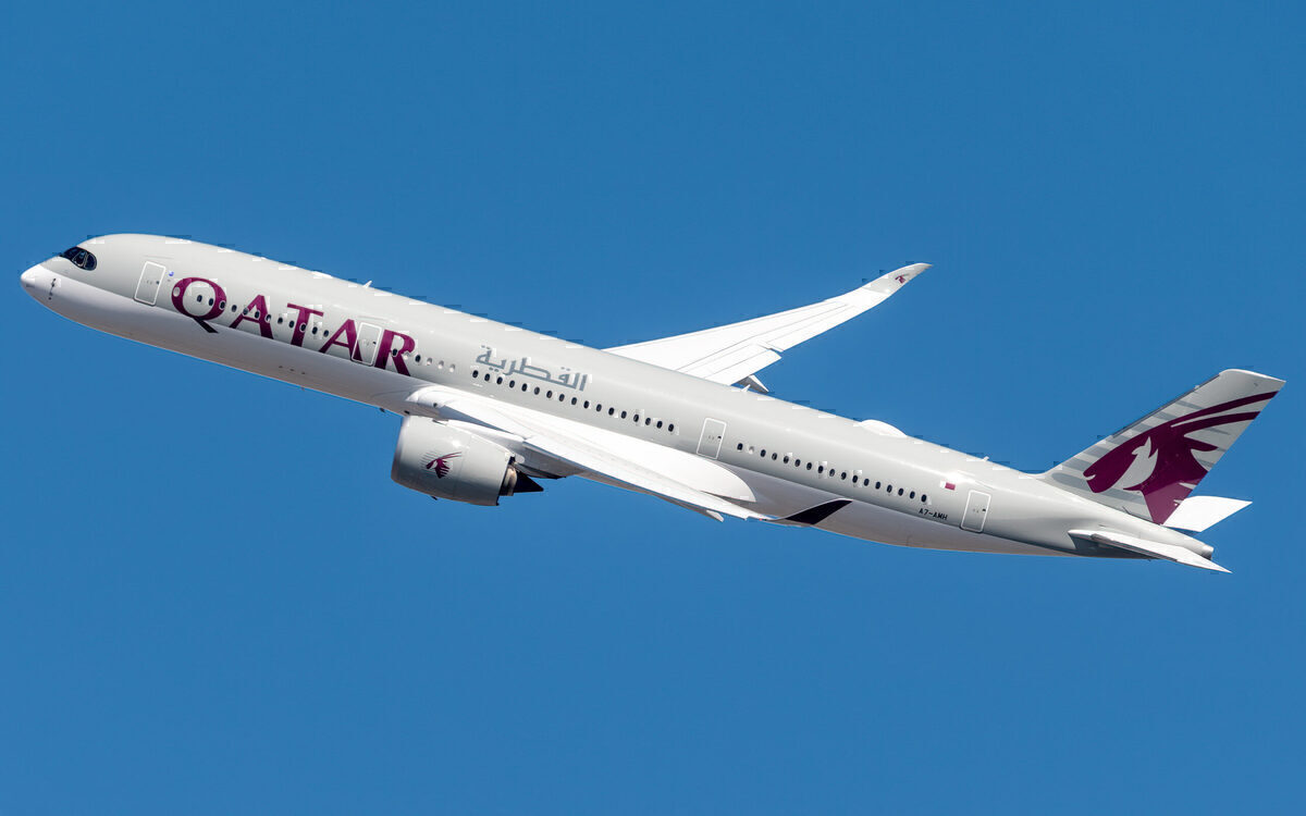 Qatar Airways, Seattle, Alaska Airlines