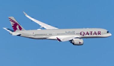 Qatar Airways, Seattle, Alaska Airlines