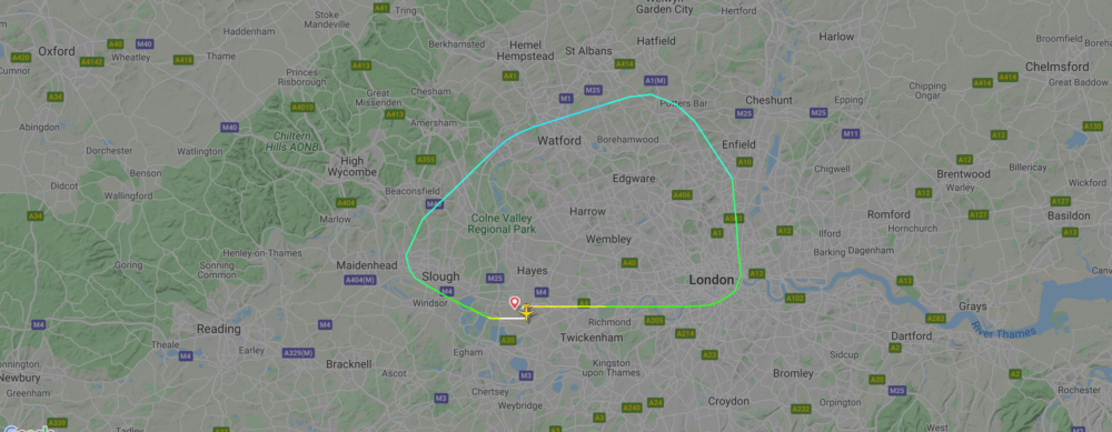 Eurowings A319 Evacuated Onto Taxiway At London Heathrow