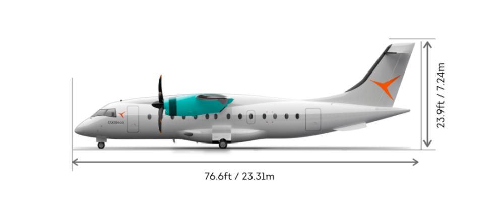 Dornier-328-zero-emission-flight