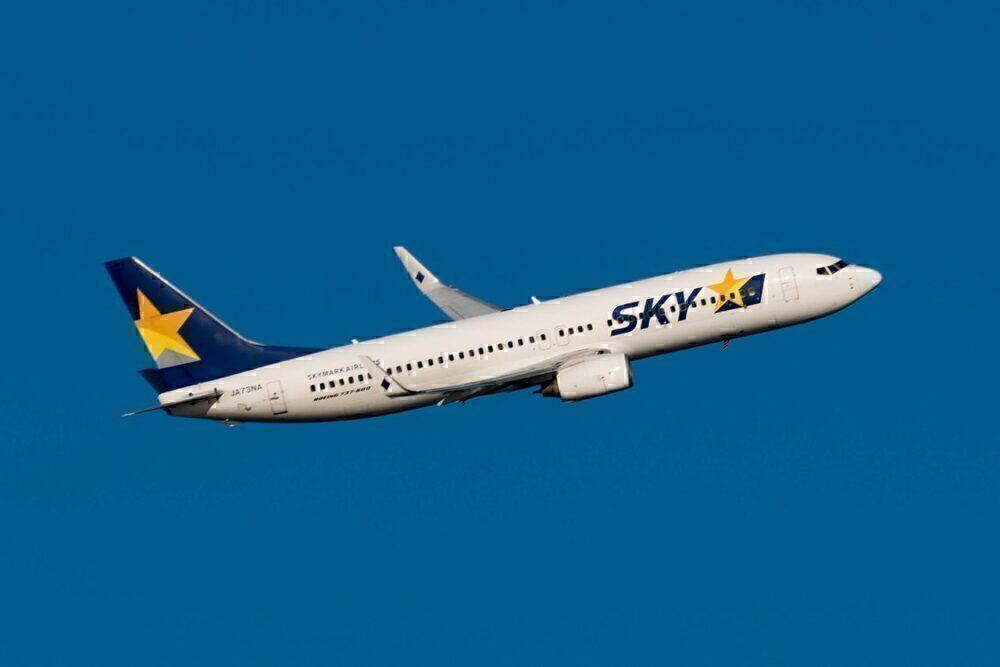 Skymark 737-800