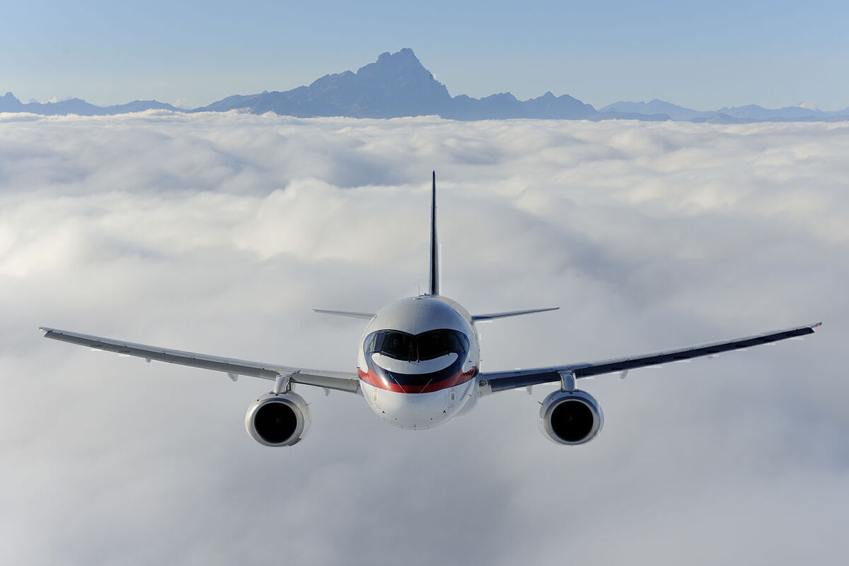 The Sukhoi Superjet 100 – Its Story