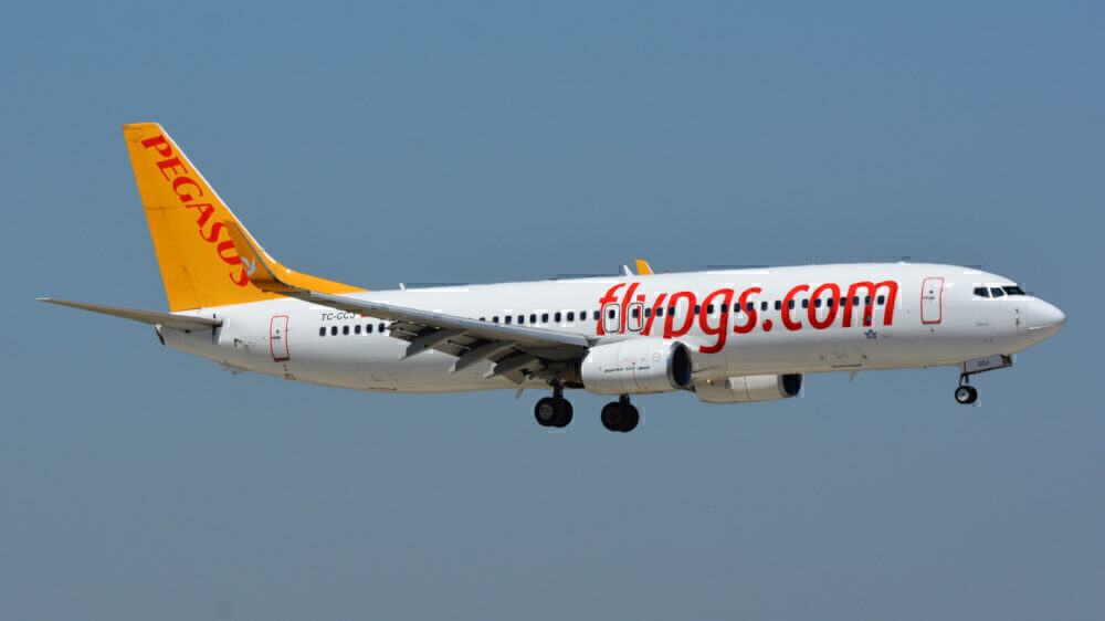 Pegasus Sells 4 Boeing 737s For Lease Alongside An A321neo