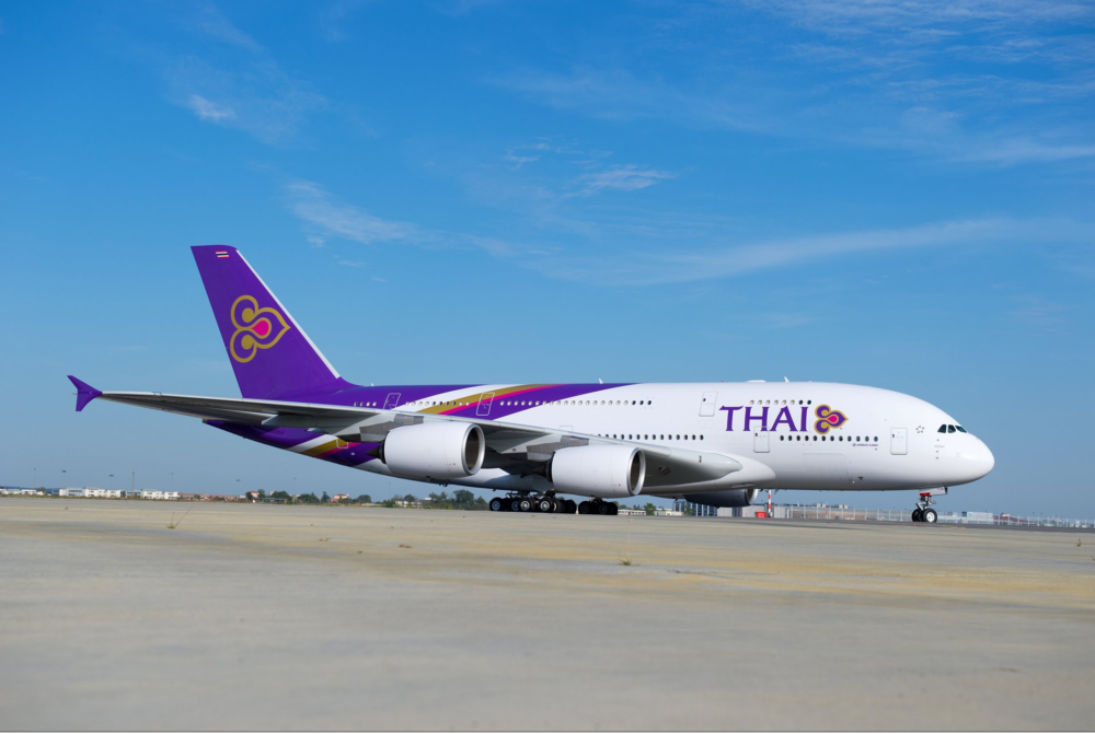 Thai selling two A380