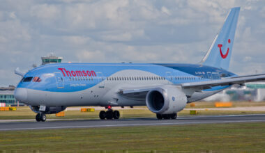 Thomson Airways 787