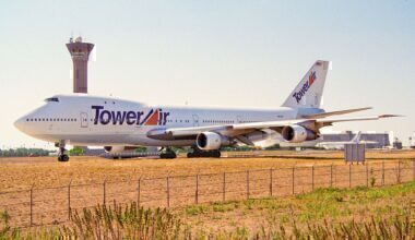 Tower Air 747